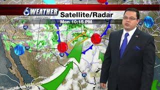 Coastal Bend Weather - 4/22/19 - Juan Acuna