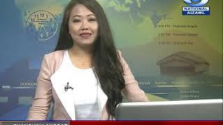 DD News Aizawl, 22 May, 2019 @ 5:00 PM
