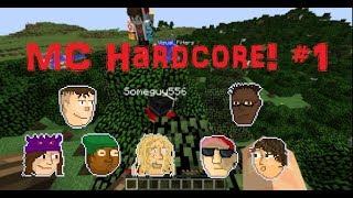Minecraft Hardcore S2E1: Seven Man Army!