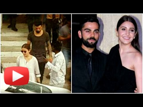 Anushka Sharma RUSHES To Meet INJURED Virat Kohli Amidst IPL 2017