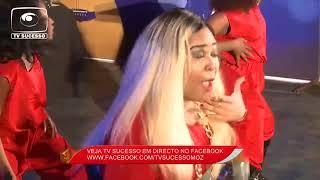 Gabriel Júnior recebe a cantora Matilde Conjo