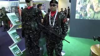 Philippine Army HQ Group Commander talks future capabilities