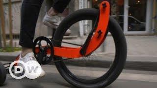 قيادة نصف دراجة ـ مغامرة لا تخلو من مخاطر | يوروماكس