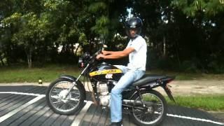 Autoescola OK - Treinando para prova Detran Moto