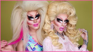 TRIXIE MATTEL TURNS ME INTO JEFFREE MATTEL