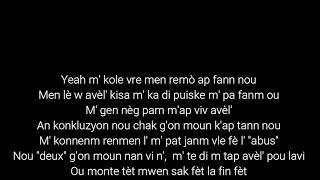 Baky bon pou mwen feat Niska and Michael Guirand  pawòl/ lyrics (Echec Et Mat)