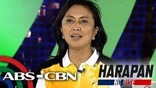 Leni Robredo: Last man standing is a woman