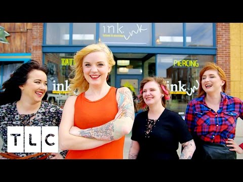 Tattoo Girls Brand New Series Starts 8th March