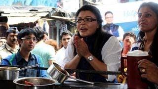 Rakhi Sawant's NEW ELECTION STUNT