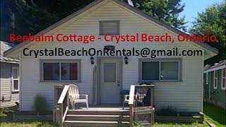 Crystal Beach Cottage Rentals - Beebalm Cottage - 1-855-300-4476