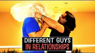Different Types of Guys in Relationships {When Other Men Flirt}