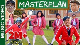 The Cartoonz Crew | Master Plan | Sundar VKT & Melina Rai (Official Music Video)