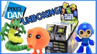 Funko Retro Arcade Video Game Mystery Minis Figure Unboxing & Review