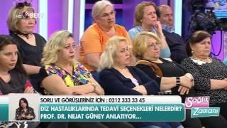 Prof. Dr. Nejat Güney - Beyaz Tv Sağlık Zamanı 06.05.2017