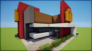 Minecraft: Como construir um McDonalds Moderno