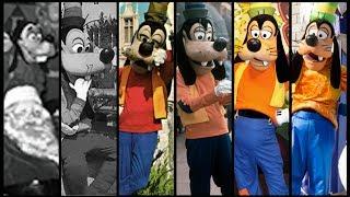 Evolution Of Goofy In Disney Theme Parks! DIStory Ep. 7 - Disney Theme Park History!