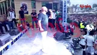 وشوشة   وشوشة  محمود العسيلى فى حفل جامعة MSA