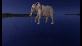 Flight Simulator X Flying Elephant