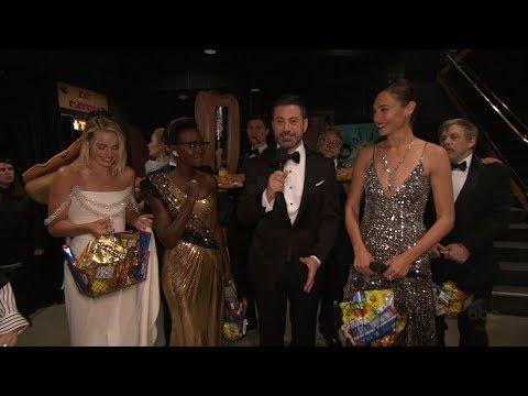 Xxx Mp4 Jimmy Kimmel And Oscars Stars Surprise Moviegoers 3gp Sex