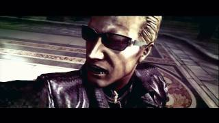 Resident Evil 5 Albert Wesker Cutscene HD