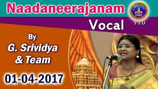 Nadaneerajanam 01-04-17  | SVBC TTD |