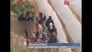 2 Warga Palestina Tewas Ditembak Drone Israel di Jalur Gaza - BIP 13/12
