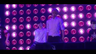 SMROOKIES SHOW - HIDE AND FREAK (SoMo) DANCE CHOREOGRAPHY 160214 in Bangkok, Thailand