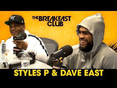Xxx Mp4 Styles P Dave East Talk Joint Album Beloved Competition In The Studio More 3gp Sex