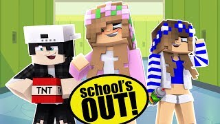 SCHOOLS OUT | ULTIMATE PRANKS! | Minecraft Little Kelly