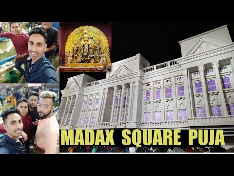 Xxx Mp4 MADAX SQUARE DURGA PUJA 2018 KOLKATA DURGA PUJA 2018 Debdut YouTube 3gp Sex