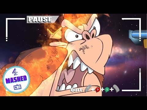 Super Smash Bros Pause Attacks