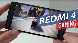 Xiaomi Redmi 4 Gaming Review