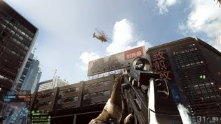 Battlefield 4 - PC Gameplay Ultra Settings