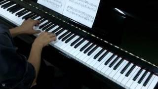 Bastien Piano Literature Volume 1 No.19 The Lonely Traveler (P.31)