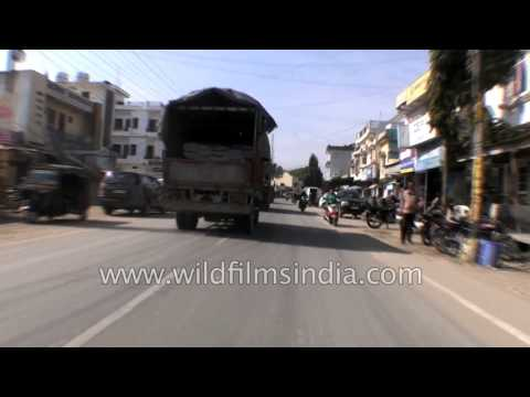 Xxx Mp4 Driving Through Ramnagar Town In Uttarakhand 3gp Sex