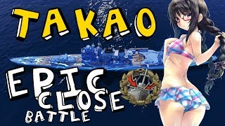 239k In Damage/Epic Battle/Close Game/Arp Takao - World of Warships