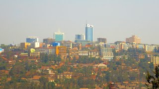 RWANDA - Road to Ruhengeri