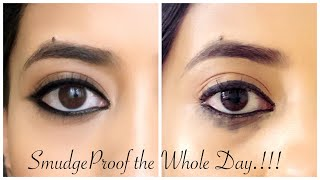 How To Keep Your Kajal SmudgeProof|Simple Tips|