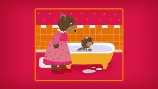 Petit Ours Brun - Les joies du bain (Histoire et Chanson)