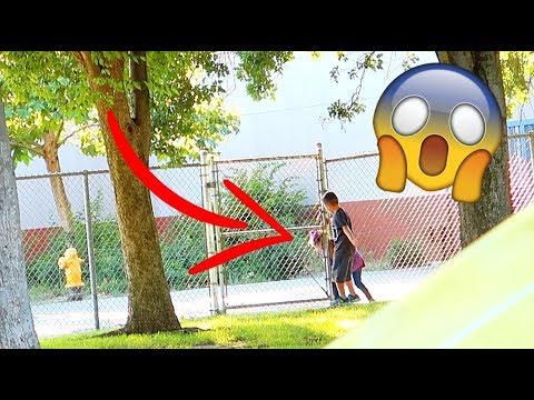 What I CAUGHT my kids doing (on camera) 😕