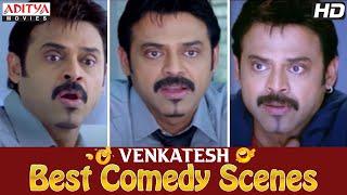 Venkatesh Comedy Scenes In Chintakayala Ravi Movie - Venkatesh, Anushka