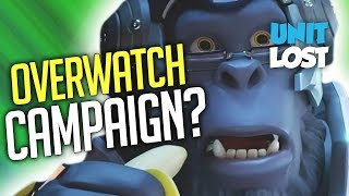 Overwatch Campaign? New Blizzard FPS Game?! Overwatch 2?