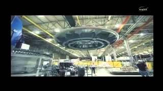 Nave mais avançada da Nasa vai substituir ônibus espaciais   TV UOL