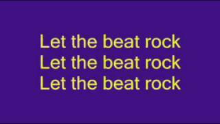 Boom Boom Pow - Black Eyed Peas (Lyrics)