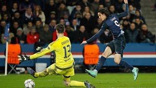 Paris Saint Germain vs Chelsea 2 - 1  2016 ~All Goals & Full Match ~Champions league 16/2/2016