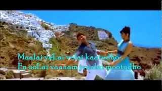 Nenjil Nenjil Video Karaoke - Engeyum Kadhal by Vijay Bala