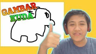 TEST BAKAT GAMBAR! | Google Quick Draw Indonesia