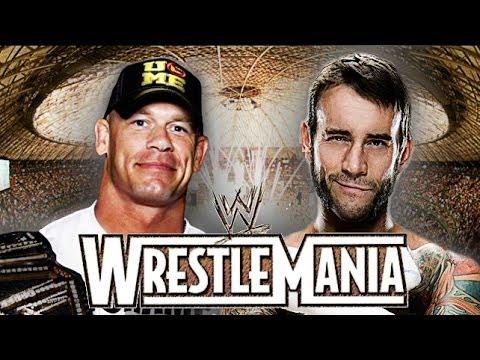 Xxx Mp4 John Cena Vs CM Punk Wrestlemania 31 Promo HD 3gp Sex