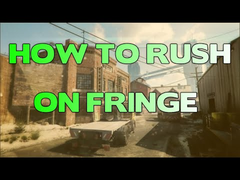 Black Ops 3 Search and Destroy Tips || How to Rush On Fringe