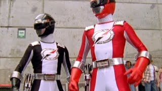 """Power Rangers Operation Overdrive - Morphed Mission 